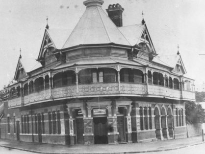 The History of RedBrick Hotel