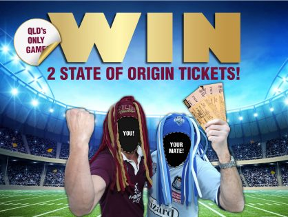 WIN State of Origin Tickets