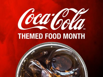 Coca-Cola Themed food Month