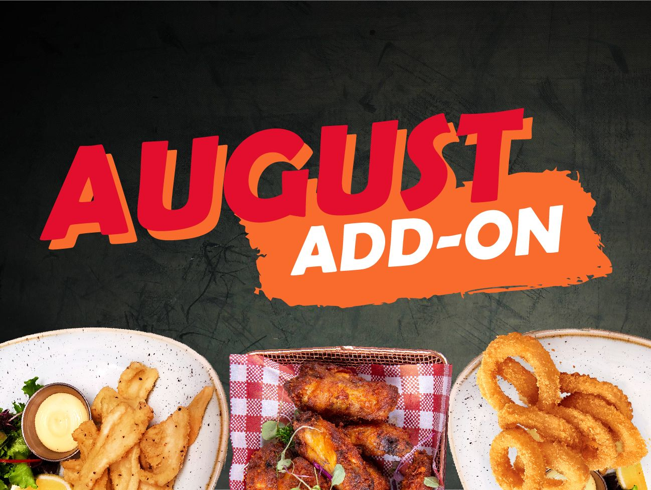 August Add-On